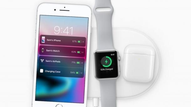 Apples drahtlose Ladestation: AirPower soll im März endlich kommen