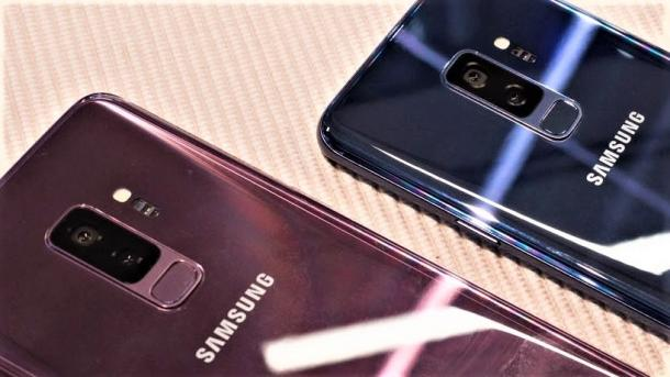 Samsung Galaxy S9: High-End-Smartphone mit variablen Blenden und AR Emojis