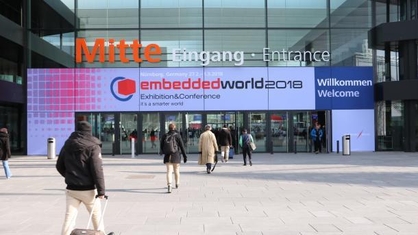Embedded World in Nürnberg eröffnet