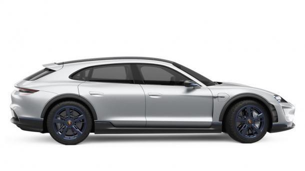 Elektroauto: Porsche zeigt eine Version seiner Vision Mission E