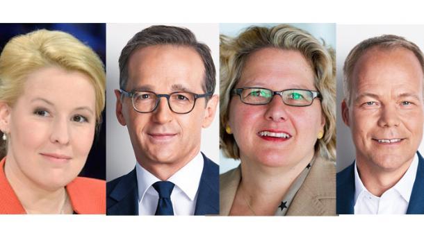 SPD-Ministerriege: Justizressort wird neu besetzt