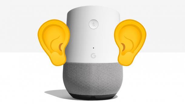 """""""OK, Kuchen"""": Googles Sprachassistent reagiert nicht nur aufs Signalwort"""