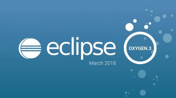 Entwicklungsumgebung Eclipse Oxygen.3: Leistungsverbesserungen bei Java und PHP