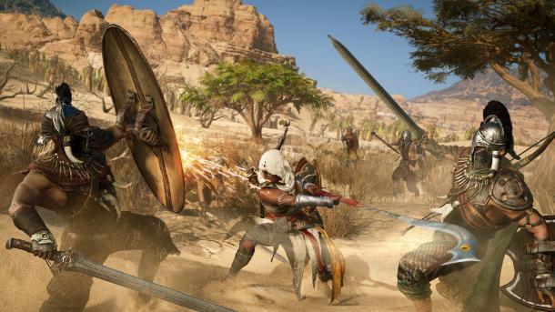 KI-Einsatz bei Ubisoft: Vom Praktikanten zum Spieldesigner