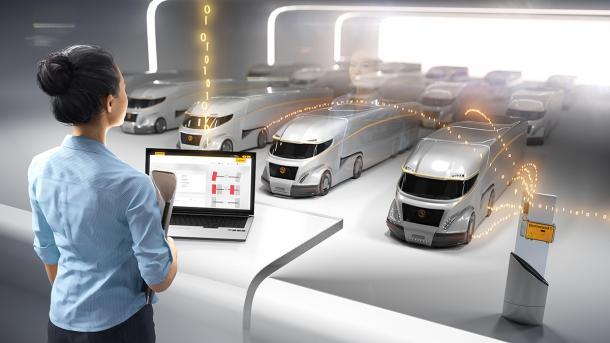 Vernetzte Reifen: Continental und Vodafone eröffnen Plattform