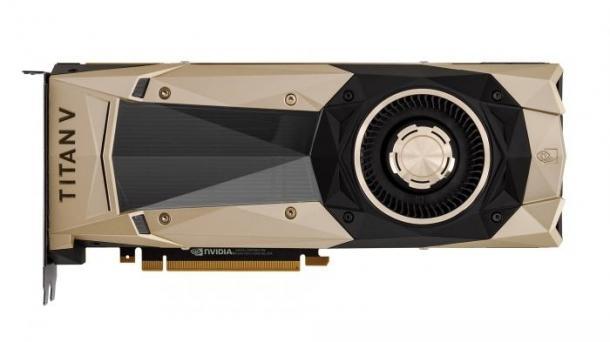 Bericht: Nvidias 3000-Euro-Grafikkarte Titan V verrechnet sich
