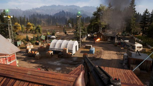 Far Cry 5 angespielt: Packendes Actionspektakel