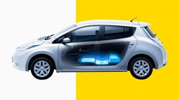 gebrauchte e-auto-batterien von nissan sollen straßenbeleuchtung in