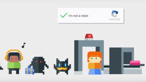 Google hat reCAPTCHA v1 abgeschaltet