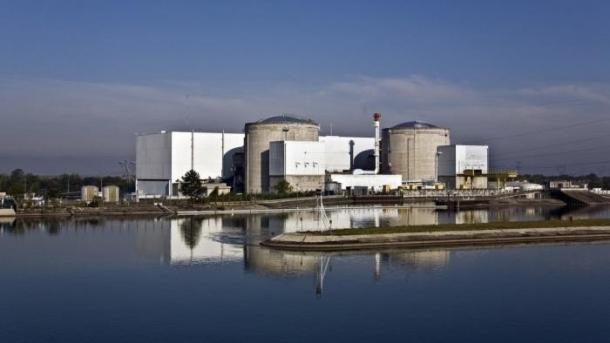 Atomreaktor Fessenheim 2 wieder hochgefahren