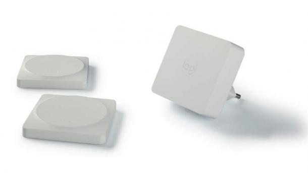 Test: Logitechs Pop-Taster steuern das Smart Home