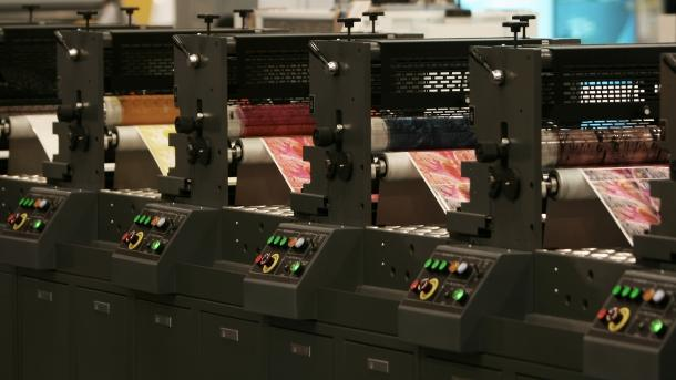 Digitalisierung: Druckbranche sattelt auf digitales Datenmanagement um