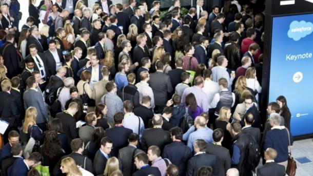 Salesforce wird CEBIT-Premiumpartner