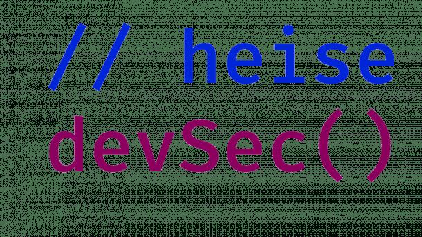 heise devSec 2018: Jetzt noch Vorträge einreichen