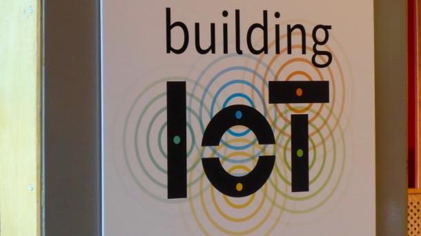 building IoT 2018: Frühbucherrabatt um eine Woche verlängert