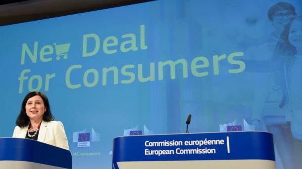 """""""New Deal"""": EU-Reform für Sammelklagen und mehr Rechte für Nutzer von Online-Diensten"""
