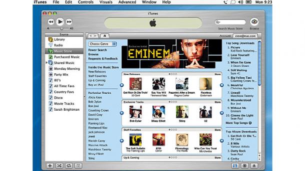 iTunes: Erneut Gerüchte über ein Ende von Kauf-Downloads