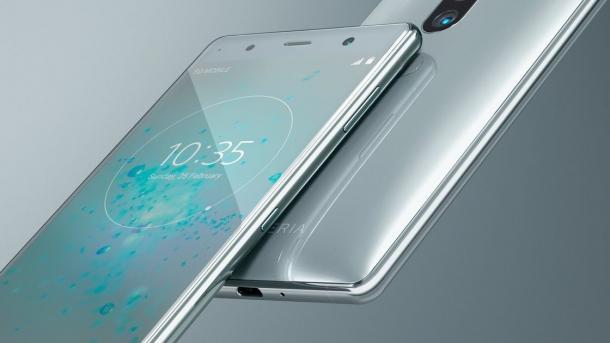 Xperia XZ2 Premium: Sony zeigt Dual-Kamera-Handy mit hohen ISO-Werten