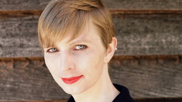 Ein Jahr nach Freilassung: Chelsea Manning kommt zur re:publica