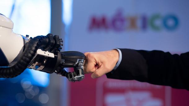 Hannover Messe startet mit Appell für freien Welthandel