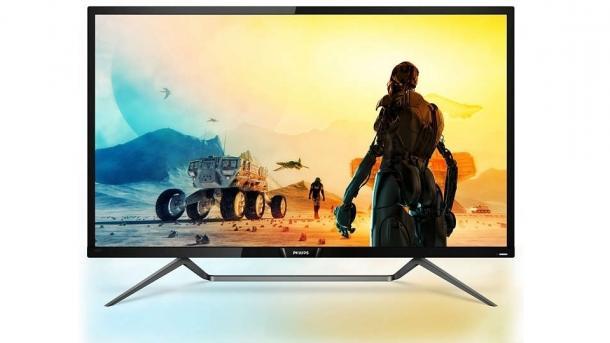 Großes 4K-Display mit DisplayHDR 1000 und Gaming-Eignung: Philips Momentum 436M6VBPAB