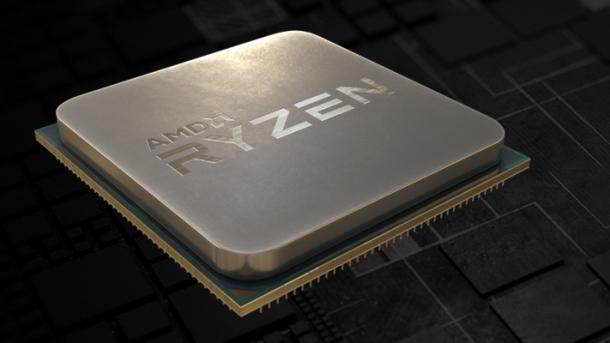 AMD: Ryzen 1000 vor Abverkauf, supersparsame Ryzen 2000 mit Vega-GPU im Anflug