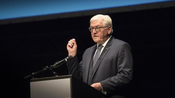 """Bundespräsident Steinmeier fordert """"positiven Entwurf der Digitalisierung"""""""