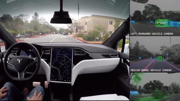 """Teslas """"Autopilot""""-Chef geht"""