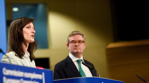 Fake News: EU will Verhaltenskodex, aber keine Vorschriften