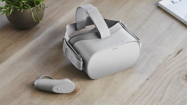 Facebook-Entwicklerkonferenz F8: Facebooks VR-Headset Oculus Go ab sofort erhältlich