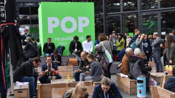 """re:publica: Keine Bühne für """"vergiftende Ideologien"""""""