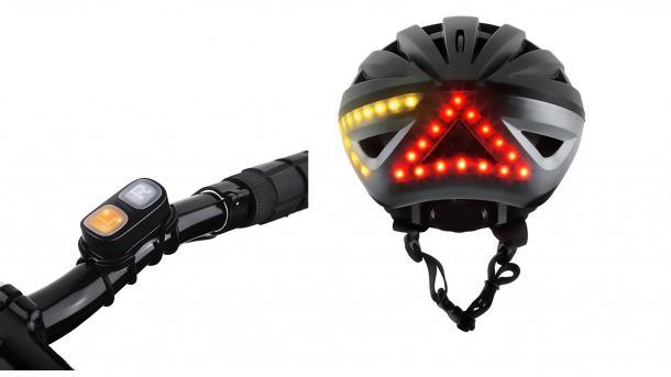 Lumos: Apple verkauft smarten Fahrradhelm mit Apple-Watch-Support