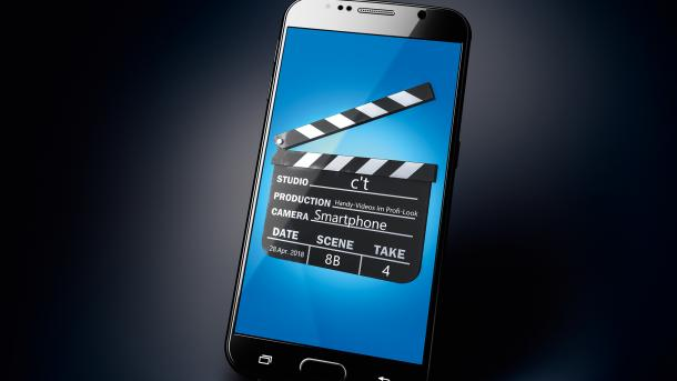 Handy-Videos im Profi-Look