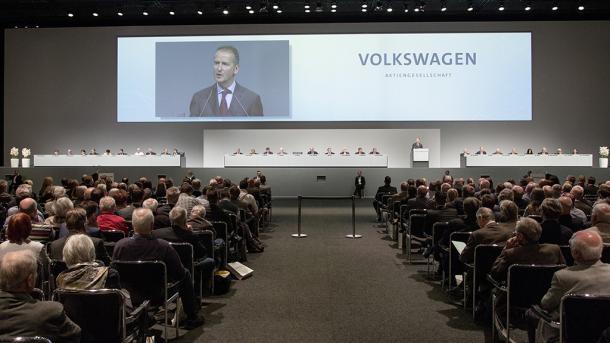 Neuer Vorstandschef Diess: VW muss anständiger werden