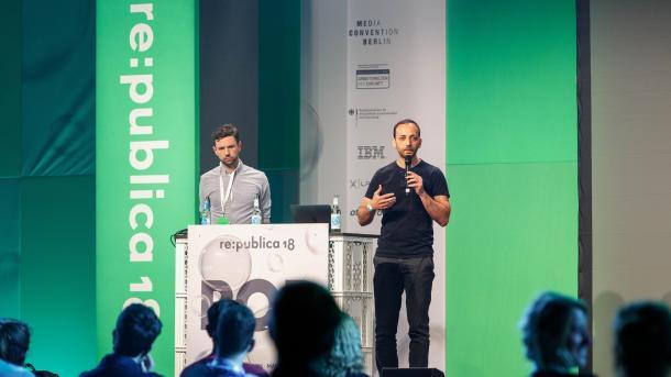 re:publica: Künstliche Intelligenz soll Kriegsverbrechen in Videos aufspüren