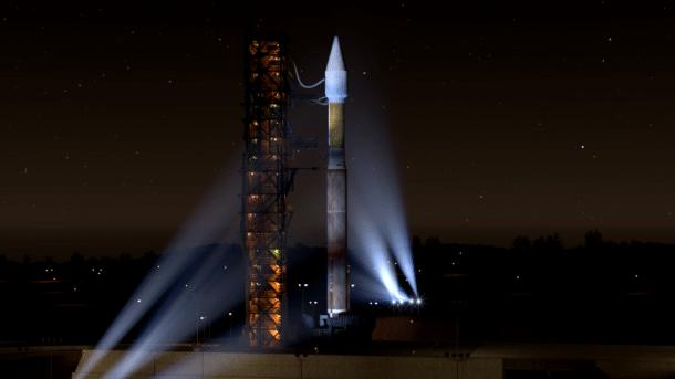 NASA-Lander InSight ist zum Mars gestartet