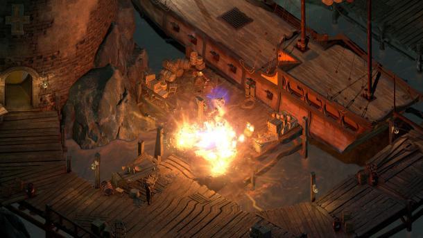 Pillars of Eternity 2 Deadfire angespielt: Alte Schule