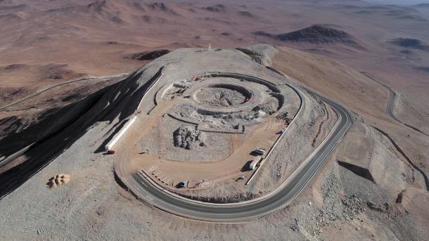 Riesenteleskop ELT: Die Erdarbeiten haben begonnen