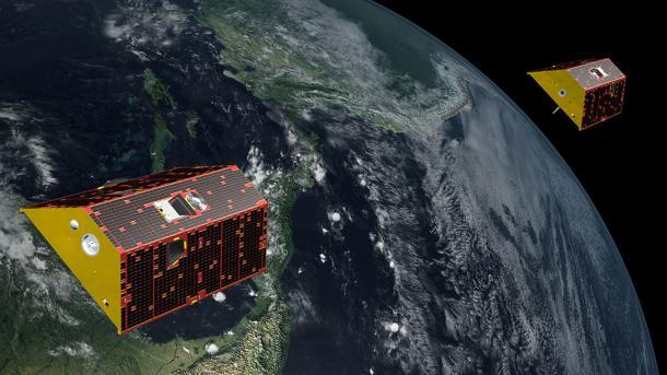 Potsdamer Forscher wollen Erde genauer vermessen