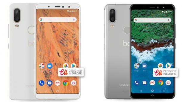 Aquaris X2 & X2 Pro: BQ bringt zwei neue Android-One-Smartphones nach Deutschland