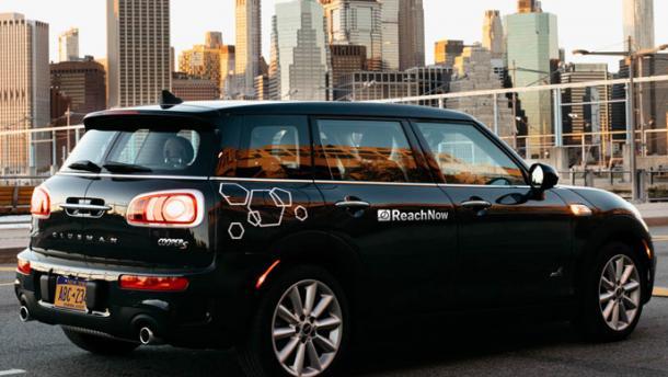 Zu viele Schäden: BMW beendet Car-Sharing-Angebot in Brooklyn