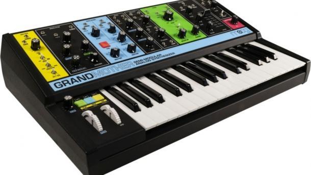 Moog Grandmother: Erste Sounds des neuen Synthesizers