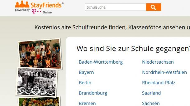 Landgericht: StayFriends muss Datenschutz-Voreinstellungen ändern
