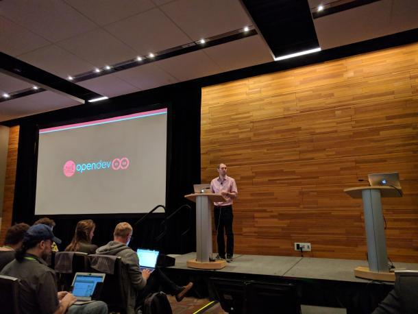 OpenDev-Konferenz mit CI/CD und Containern