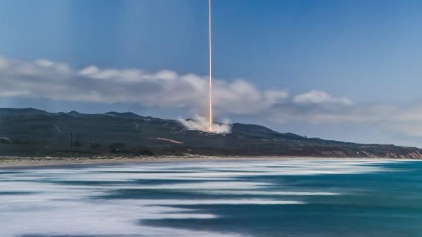Vermessung der Erde: Satelliten Grace-FO erfolgreich gestartet
