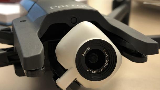 Parrot Anafi: Klappbare 4K-Drohne konkurriert mit DJI Mavic Air