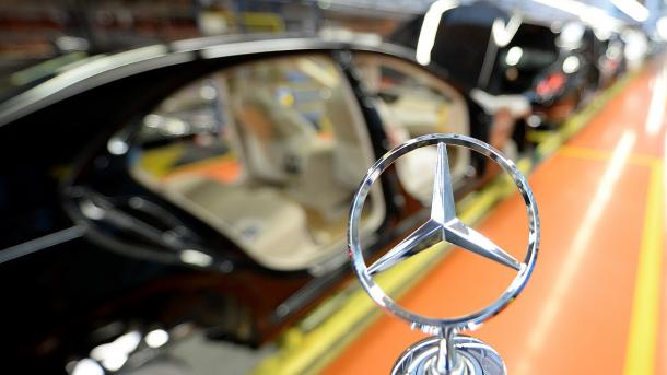 Abgas-Skandal: Neue Vorwürfe gegen Daimler