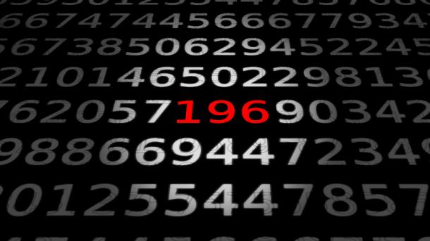 Zahlen, bitte! Optische Telegrafie in 196 Zeichen von Metz bis Mainz