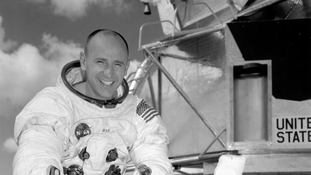 Vierter Mensch auf dem Mond: US-Astronaut Alan Bean gestorben