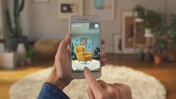Möbelkauf Per App Augmented Reality Holt Virtuelle Sofas Ins Zimmer